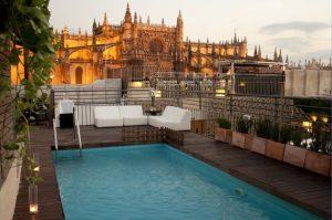 hotel eme terraza