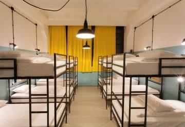 mejores hostels granada