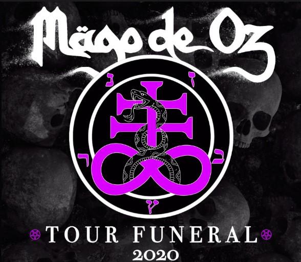 concierto Mago de Oz 2020 madrid