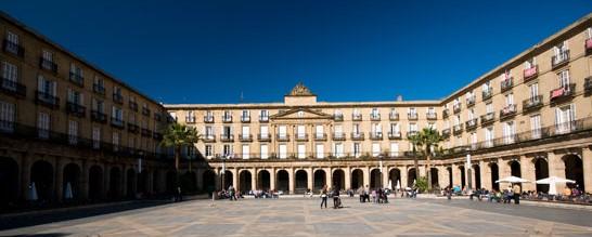 bilbao plaza nueva