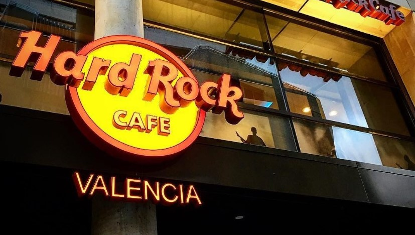 hard rock cafe valencia