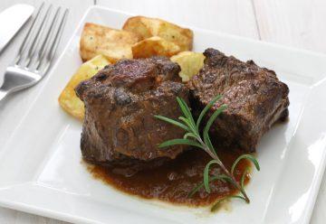 comer rabo de toro en madrid