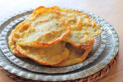 tortillitas de camarones en cádiz