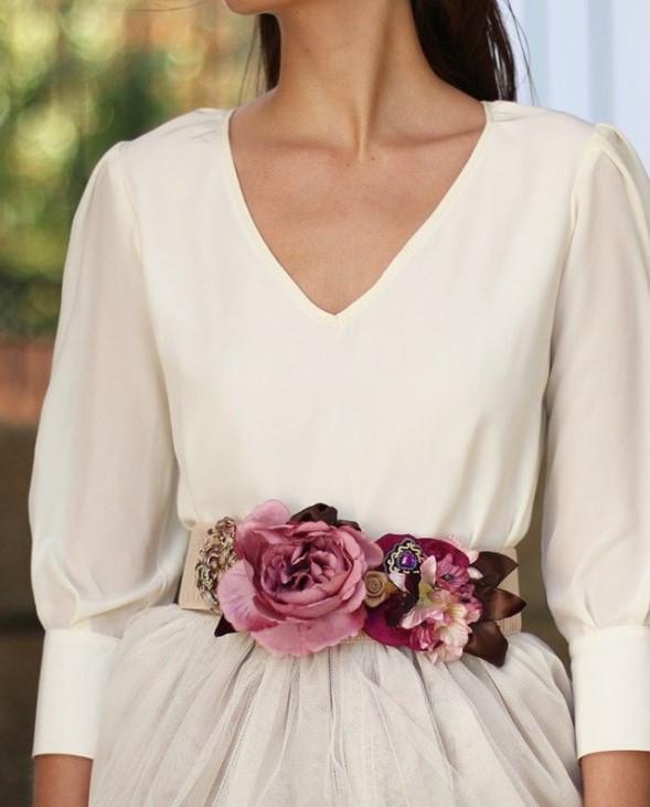 blusa para bodas