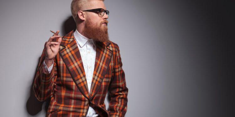ropa vintage hombre