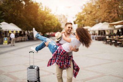 viajes de pareja